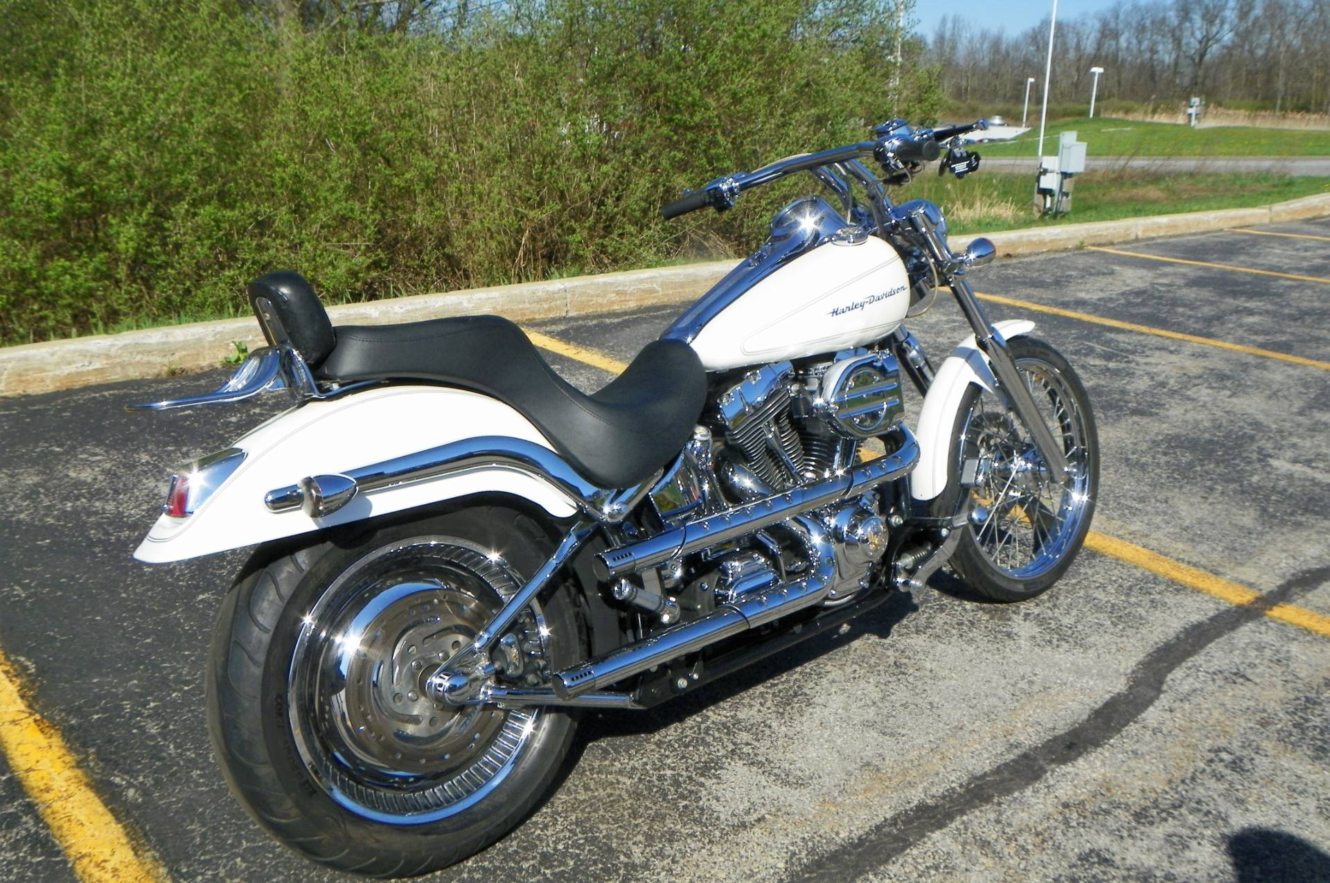 2004 Harley-Davidson FXSTD/FXSTDI Softail® Deuce™ in Johnstown, Pennsylvania