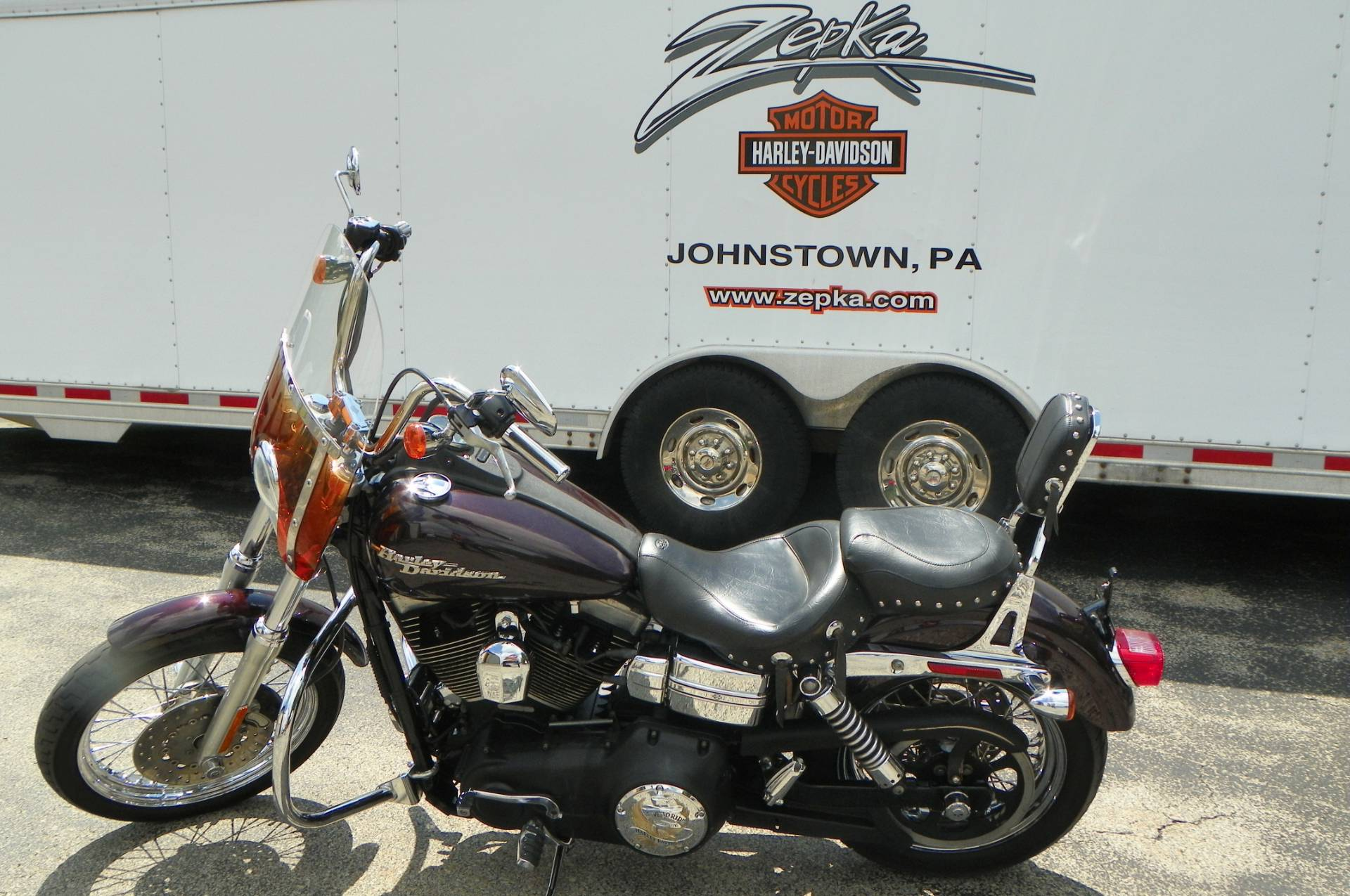 2006 Harley-Davidson Dyna™ Street Bob™ in Johnstown, Pennsylvania - Photo 6