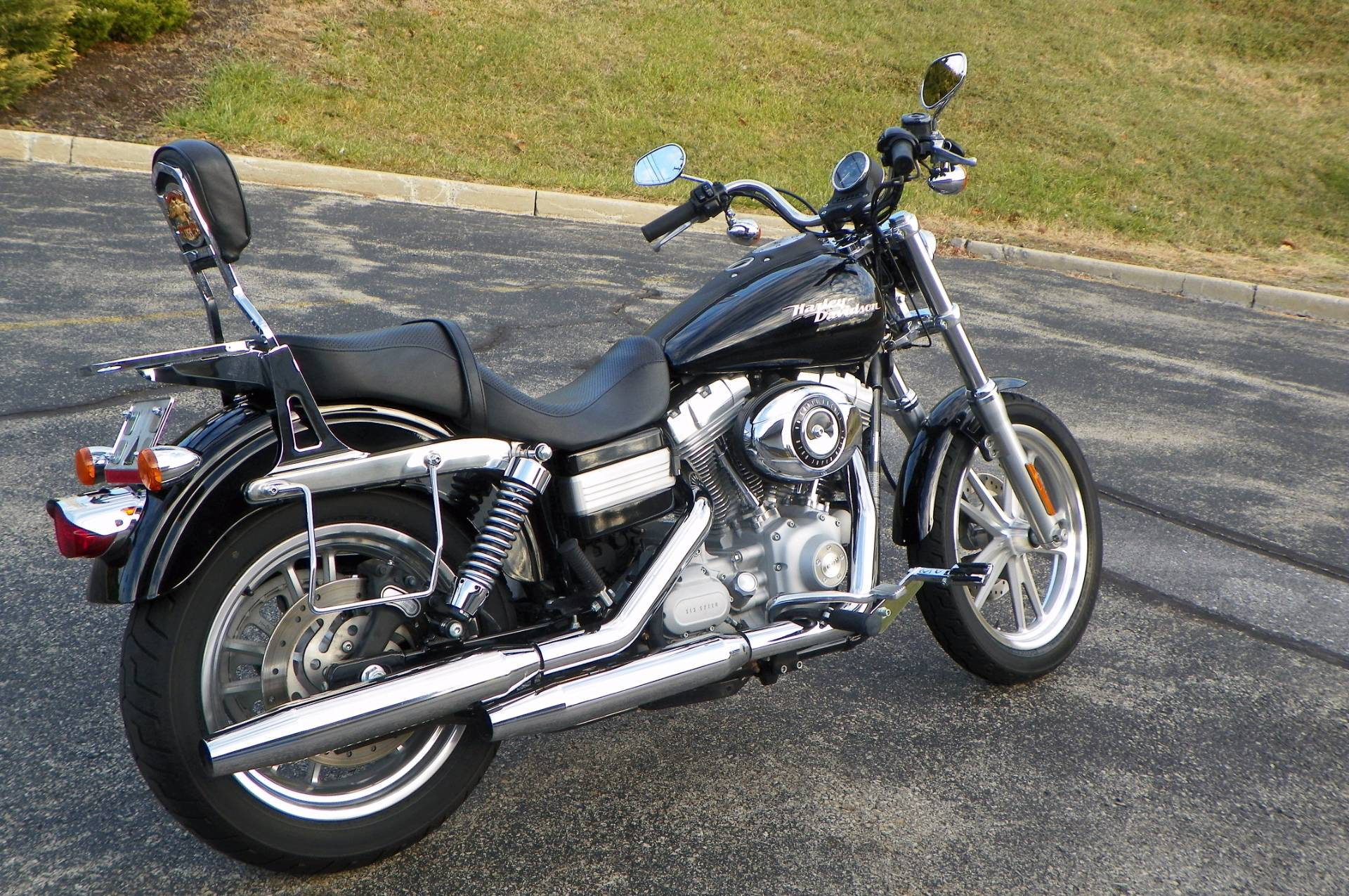 2007 Harley-Davidson Dyna® Super Glide® in Johnstown, Pennsylvania