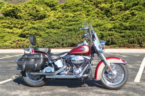 2009 Harley-Davidson Heritage Softail® Classic in Johnstown, Pennsylvania