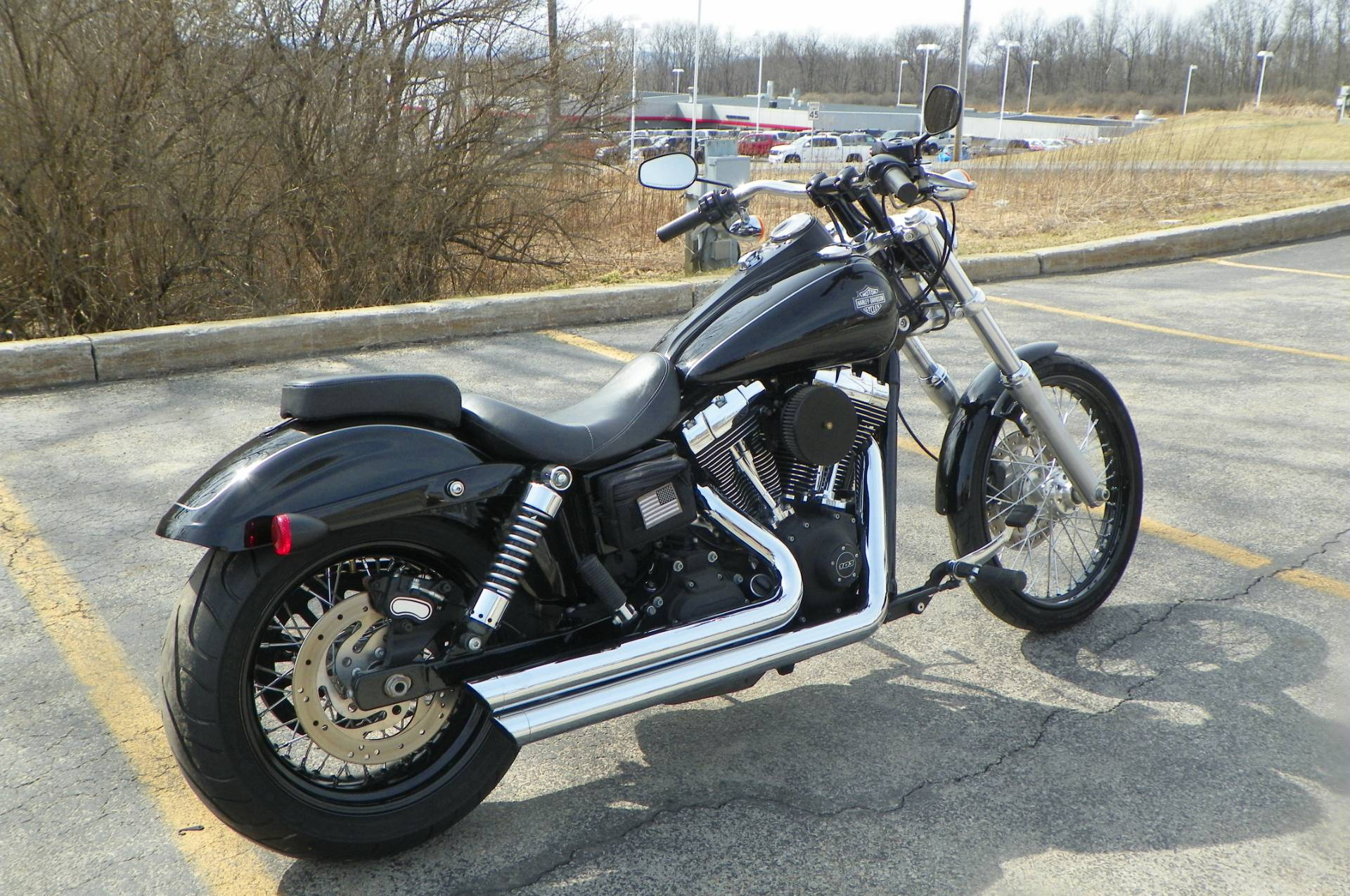 2013 Harley-Davidson Dyna® Wide Glide® in Johnstown, Pennsylvania