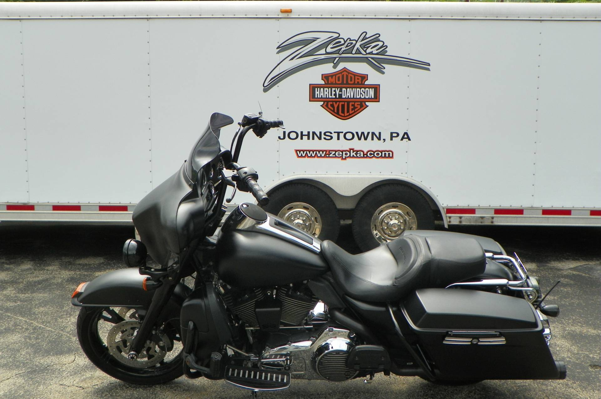 2008 Harley-Davidson Ultra Classic® Electra Glide® in Johnstown, Pennsylvania - Photo 8
