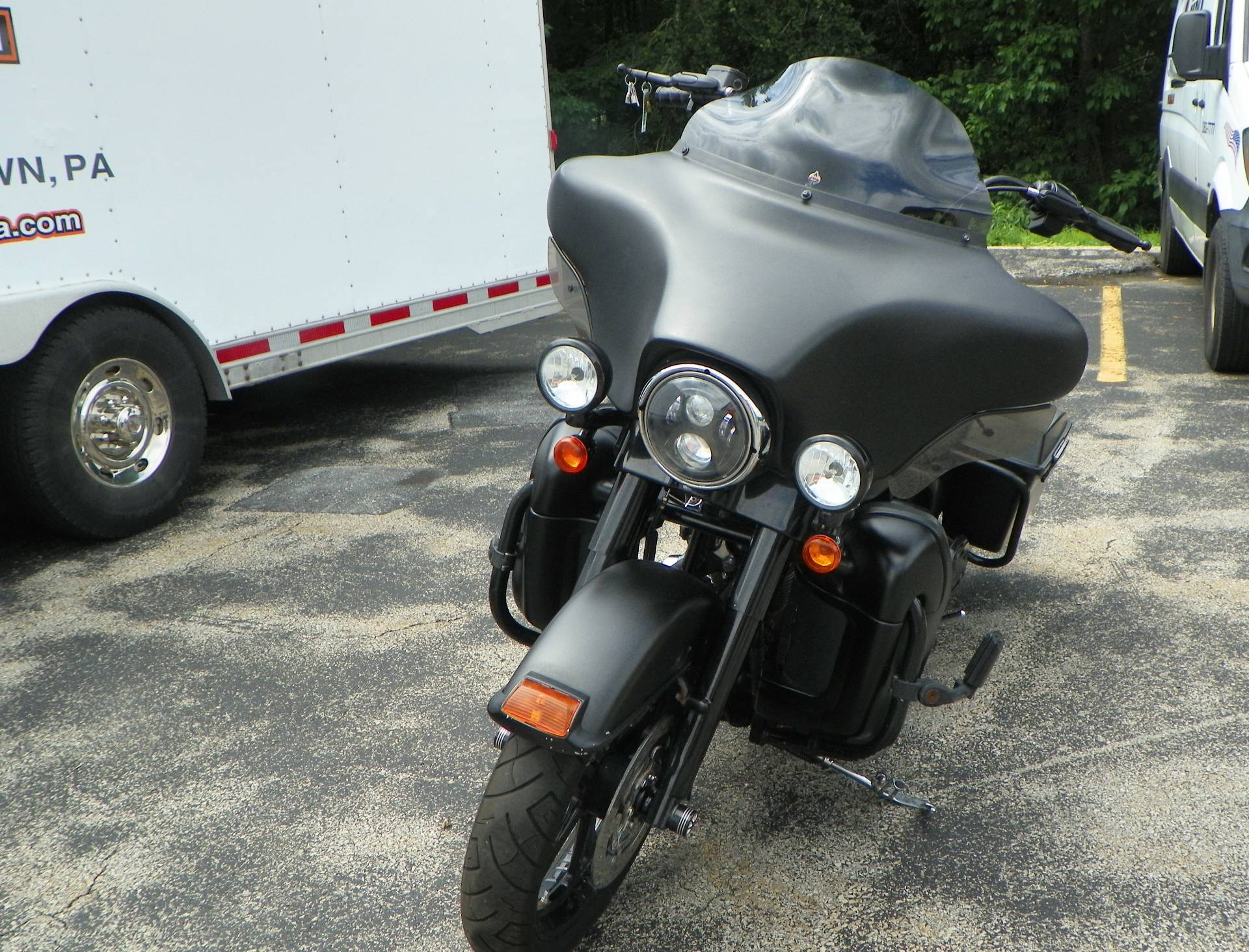 2008 Harley-Davidson Ultra Classic® Electra Glide® in Johnstown, Pennsylvania - Photo 9