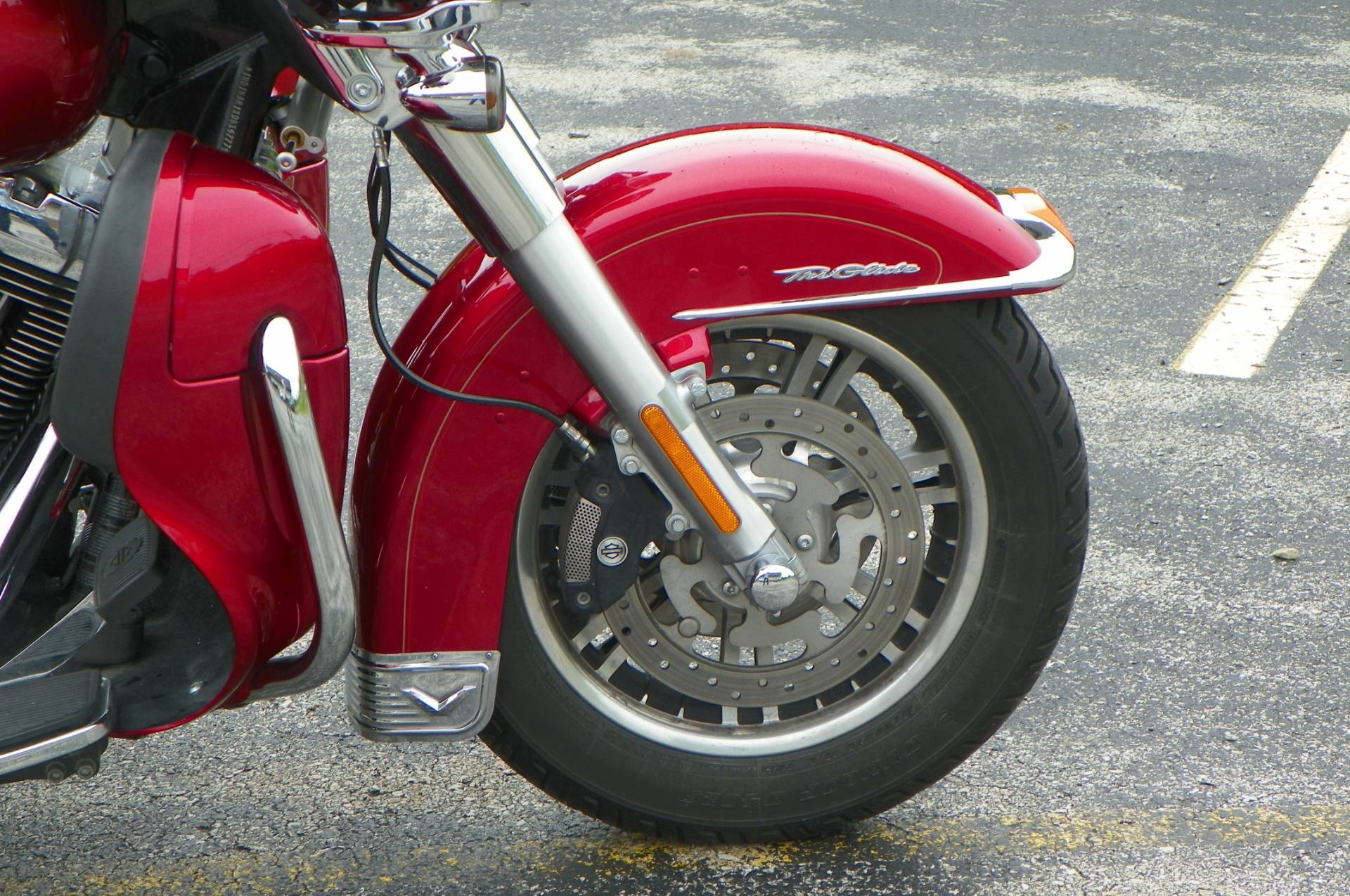 2013 Harley-Davidson Tri Glide® Ultra Classic® in Johnstown, Pennsylvania - Photo 3