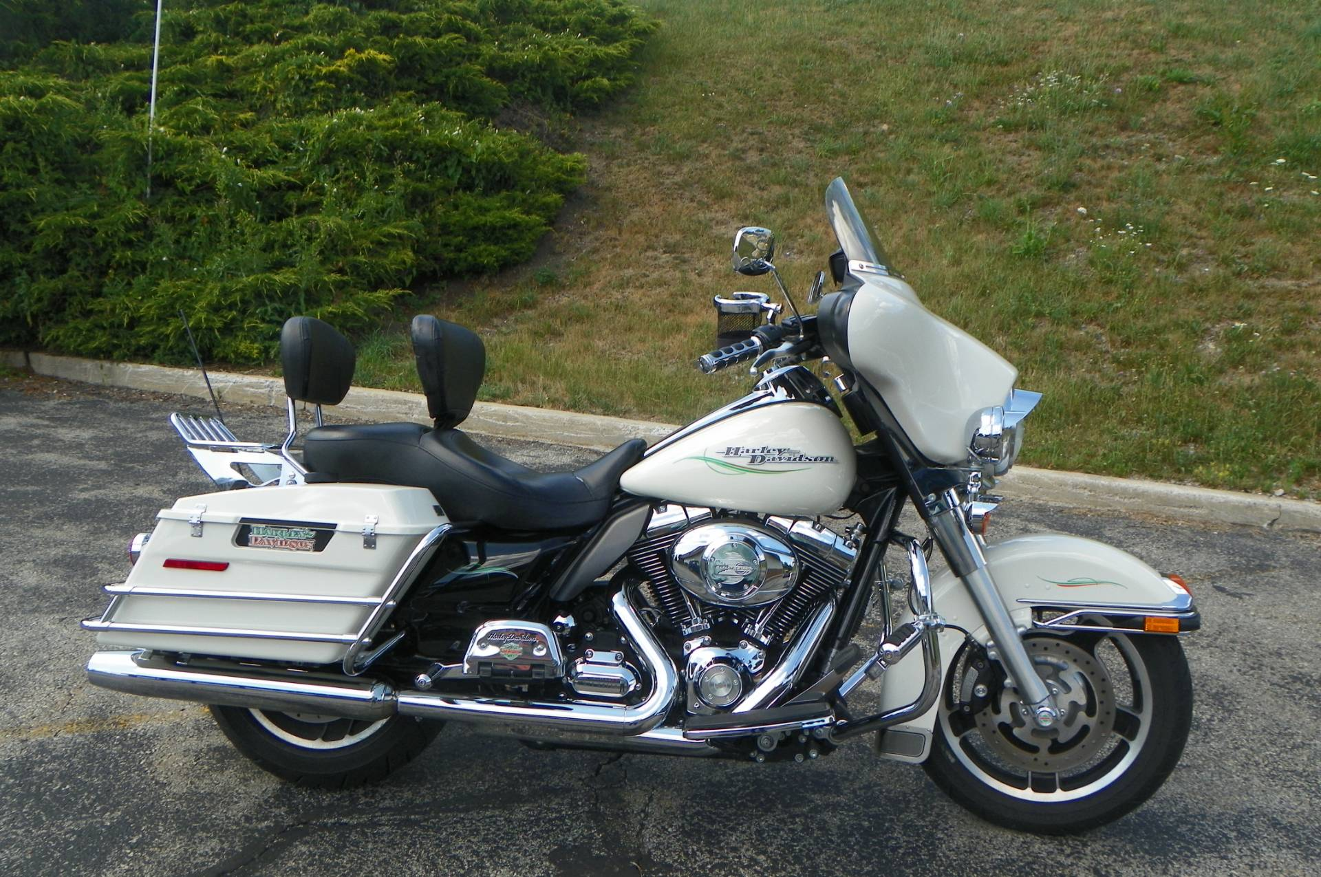 2011 Harley-Davidson Police Electra Glide® in Johnstown, Pennsylvania - Photo 1