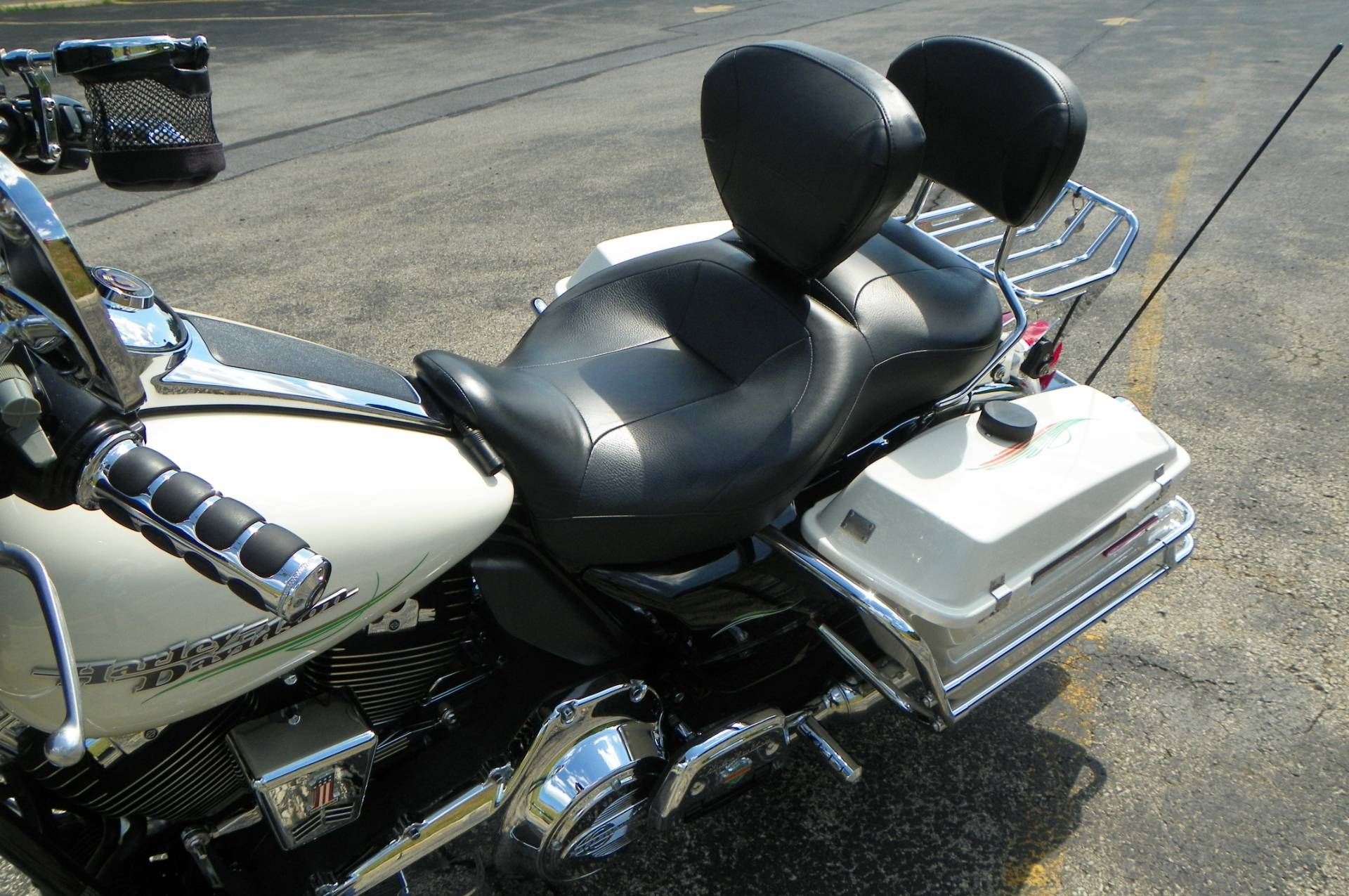 2011 Harley-Davidson Police Electra Glide® in Johnstown, Pennsylvania - Photo 6