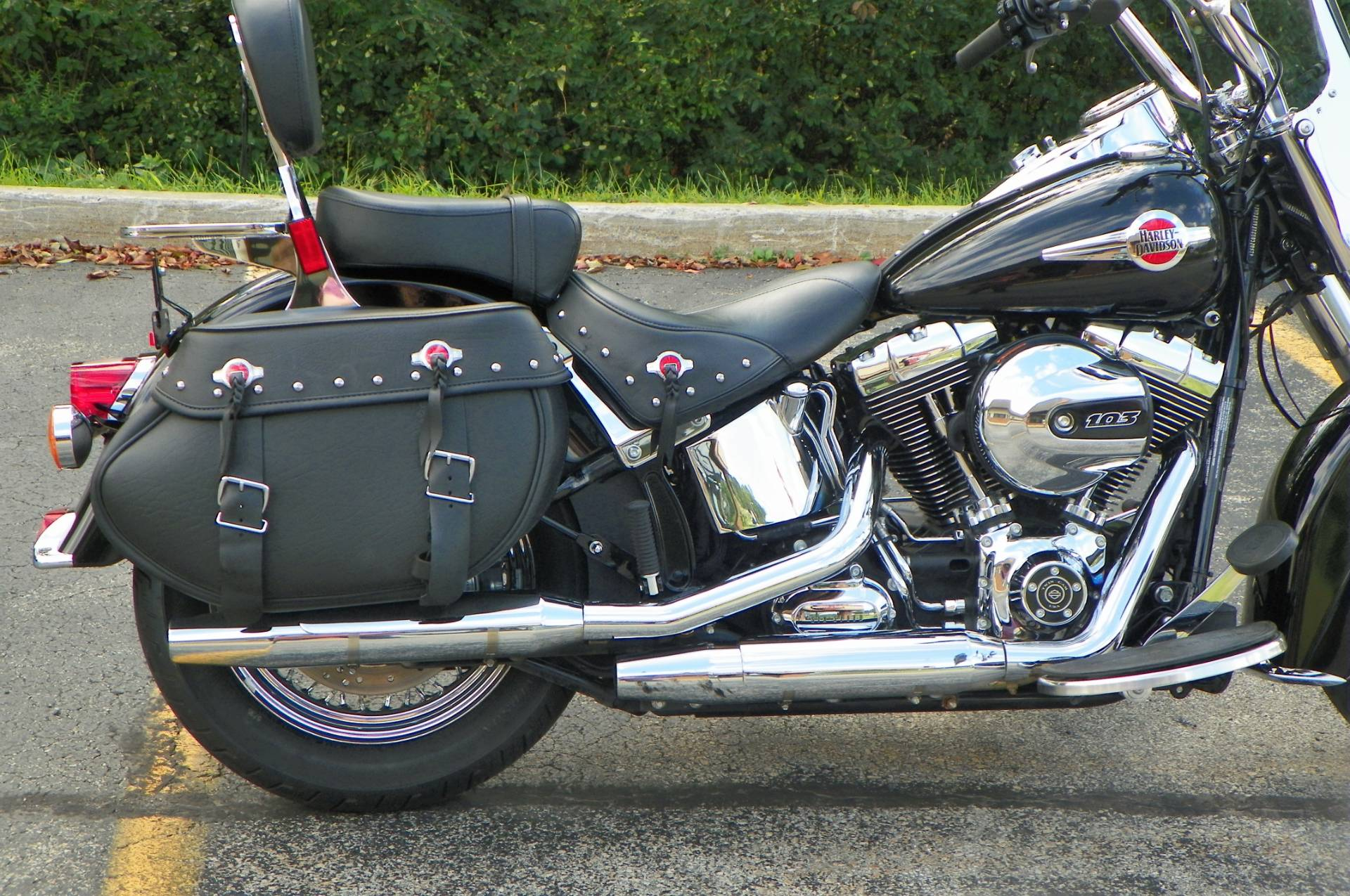 2016 Harley Davidson Heritage Softail Classic Motorcycles Johnstown In Pennsylvania
