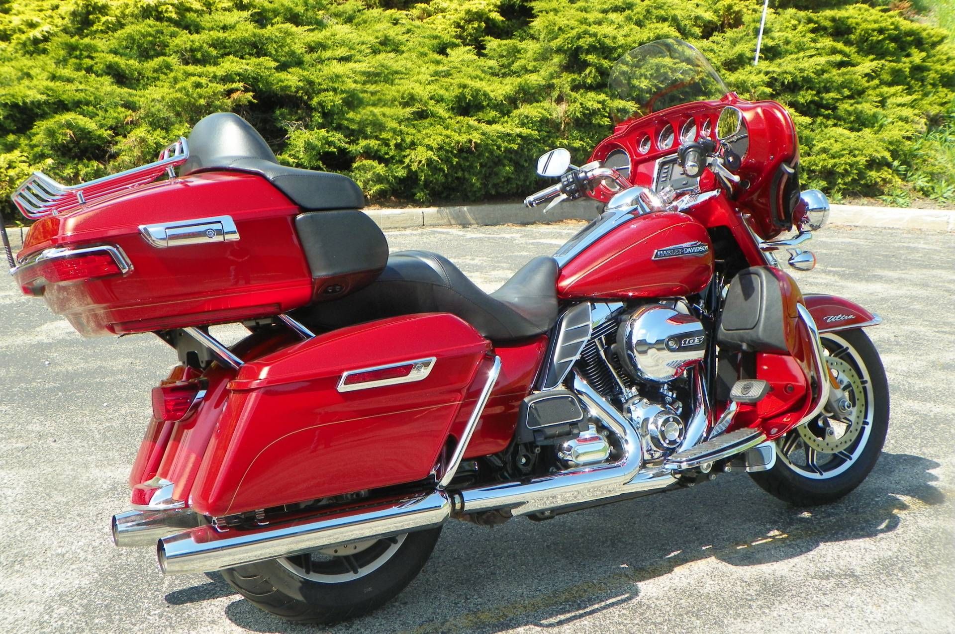 2014 Harley-Davidson Electra Glide® Ultra Classic® in Johnstown, Pennsylvania - Photo 4