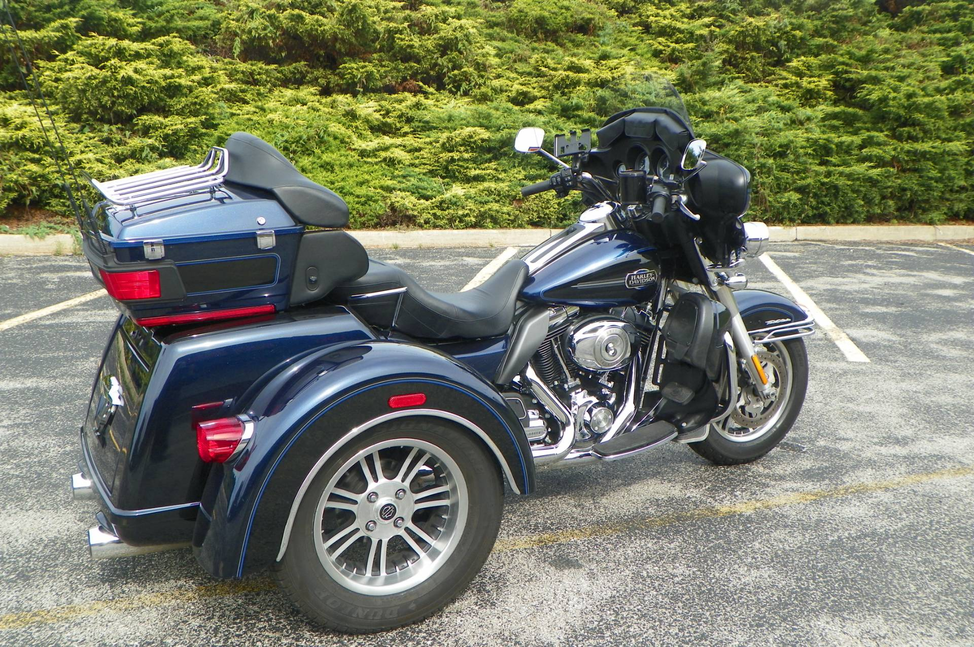 2012 Harley-Davidson Tri Glide® Ultra Classic® in Johnstown, Pennsylvania - Photo 4