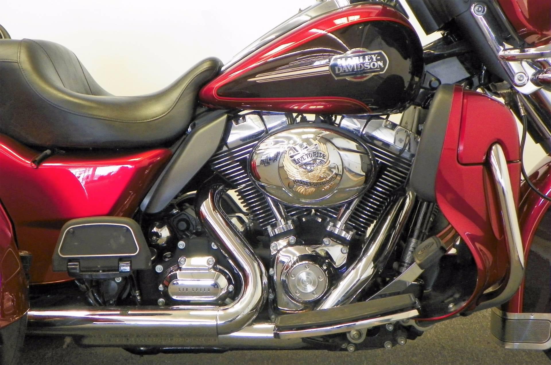 2012 Harley-Davidson Tri Glide® Ultra Classic® in Johnstown, Pennsylvania