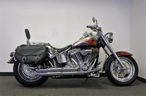 2006 Harley-Davidson CVO™ Screamin' Eagle® Fat Boy® in Johnstown, Pennsylvania