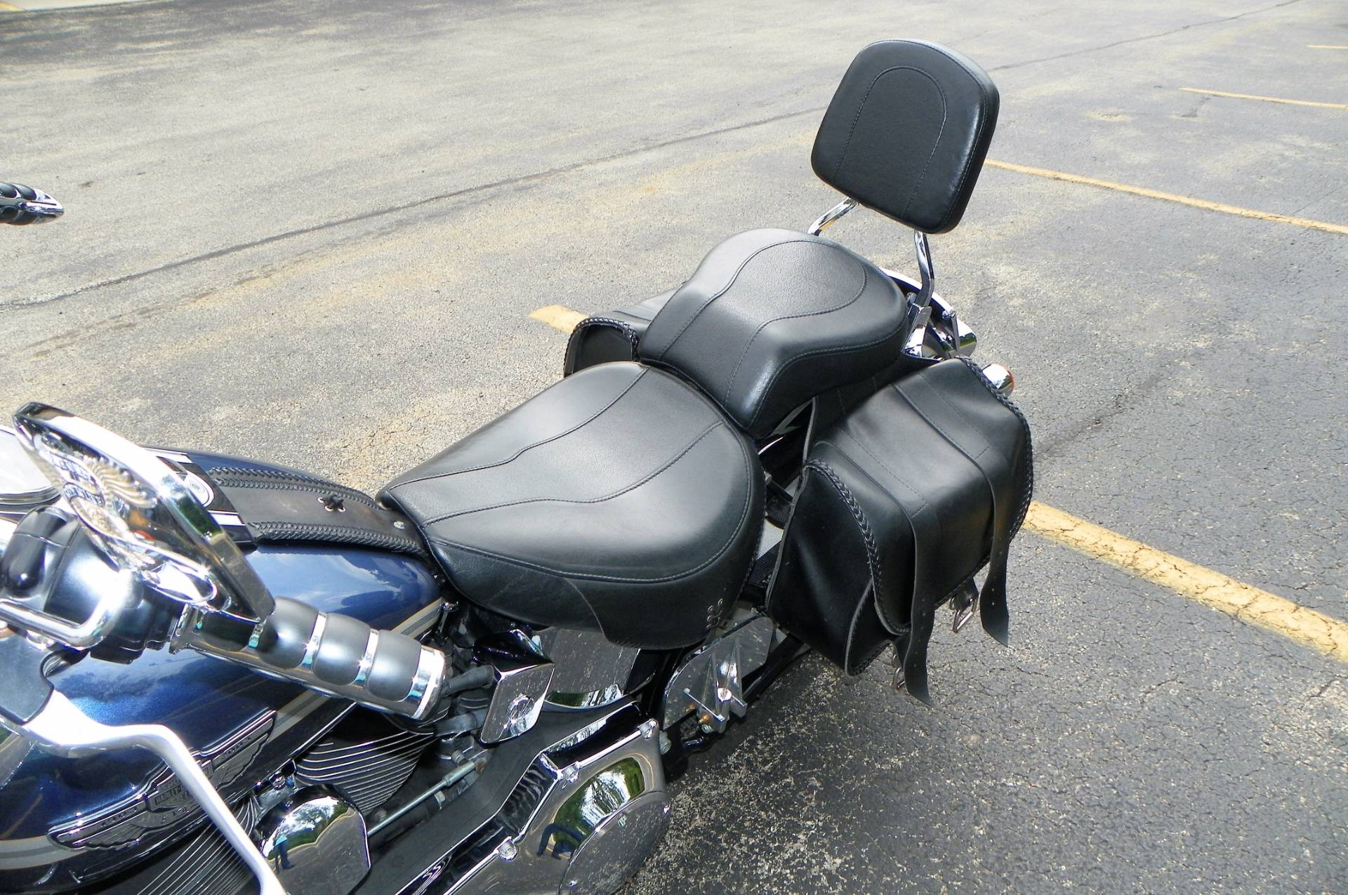 2003 Harley-Davidson FLSTF/FLSTFI Fat Boy® in Johnstown, Pennsylvania