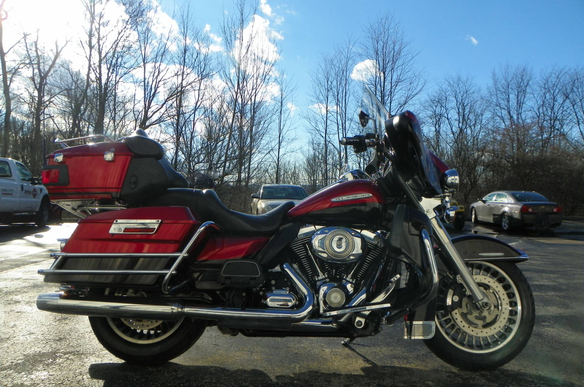 2011 Harley-Davidson Ultra Classic® Electra Glide® in Johnstown, Pennsylvania