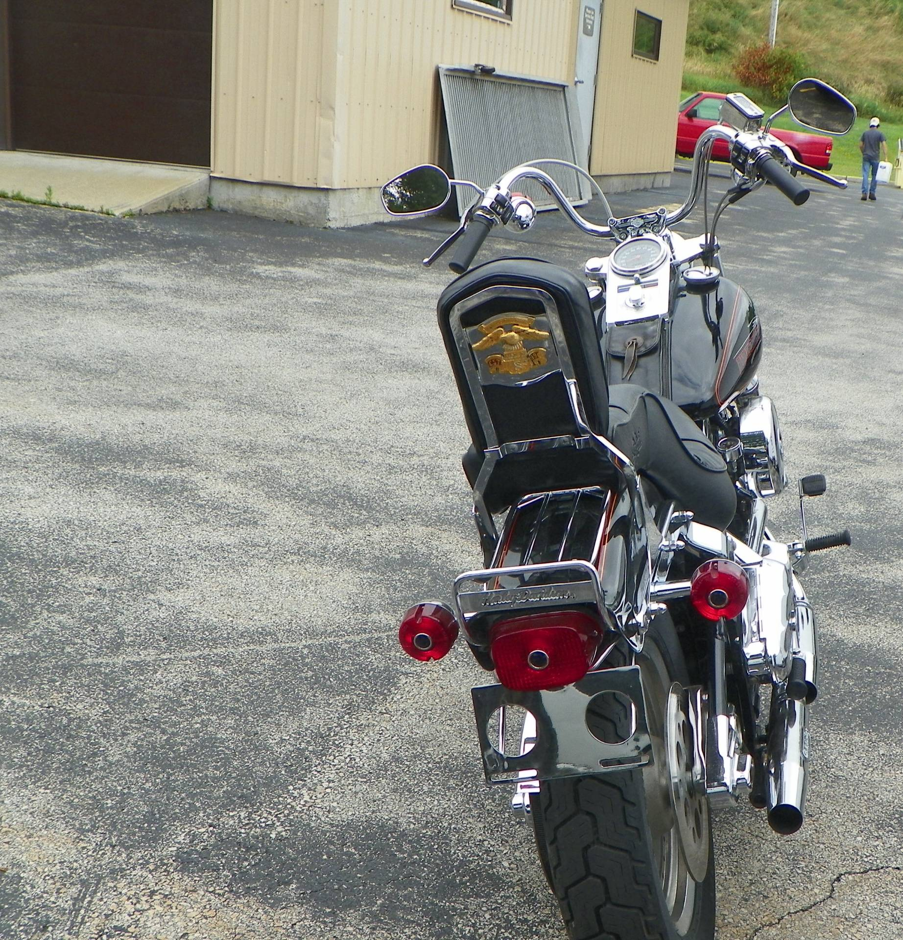 1990 Harley-Davidson Softail Custom in Johnstown, Pennsylvania - Photo 6