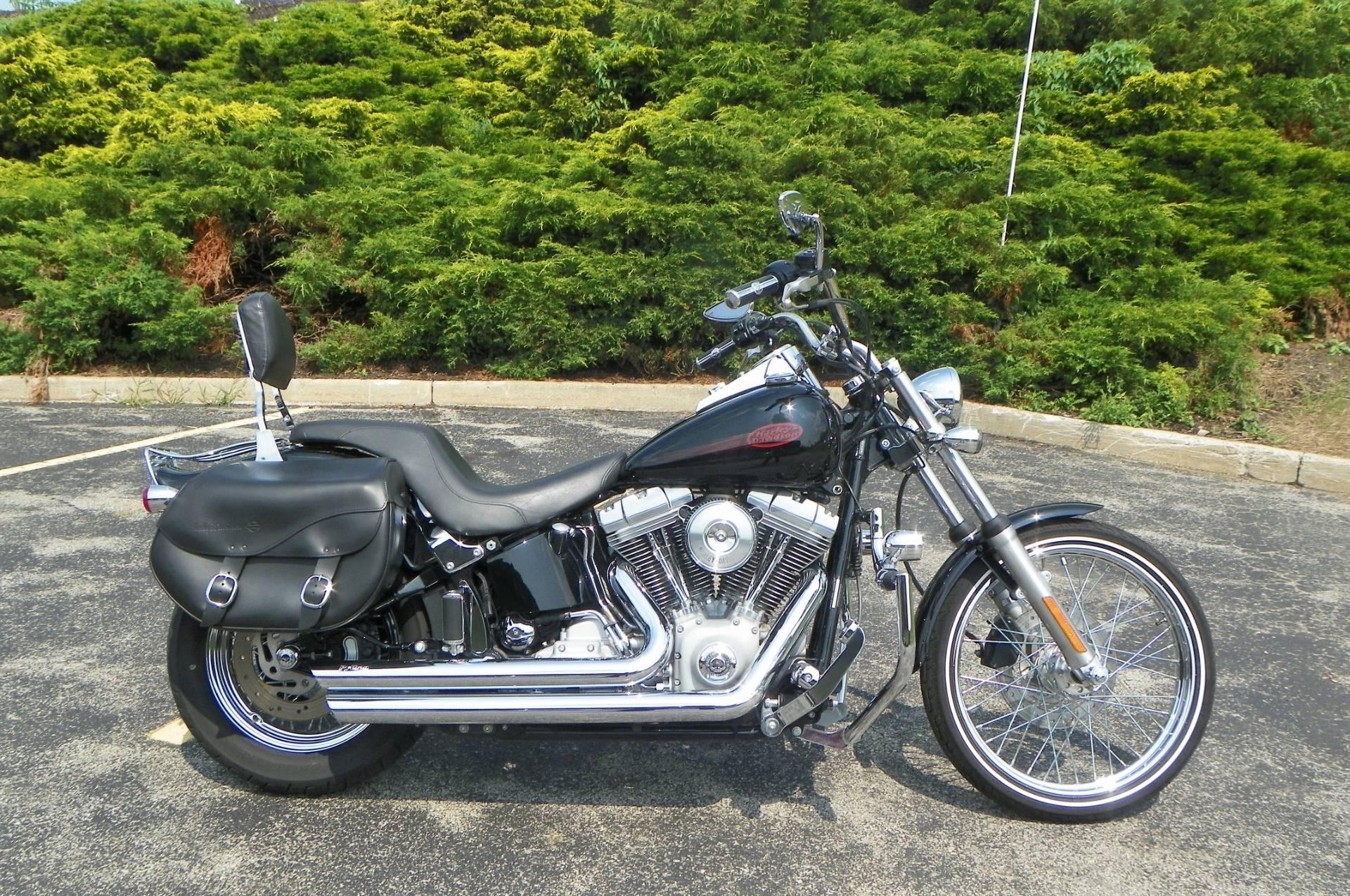 2004 Harley-Davidson FXST/FXSTI Softail® Standard in Johnstown, Pennsylvania