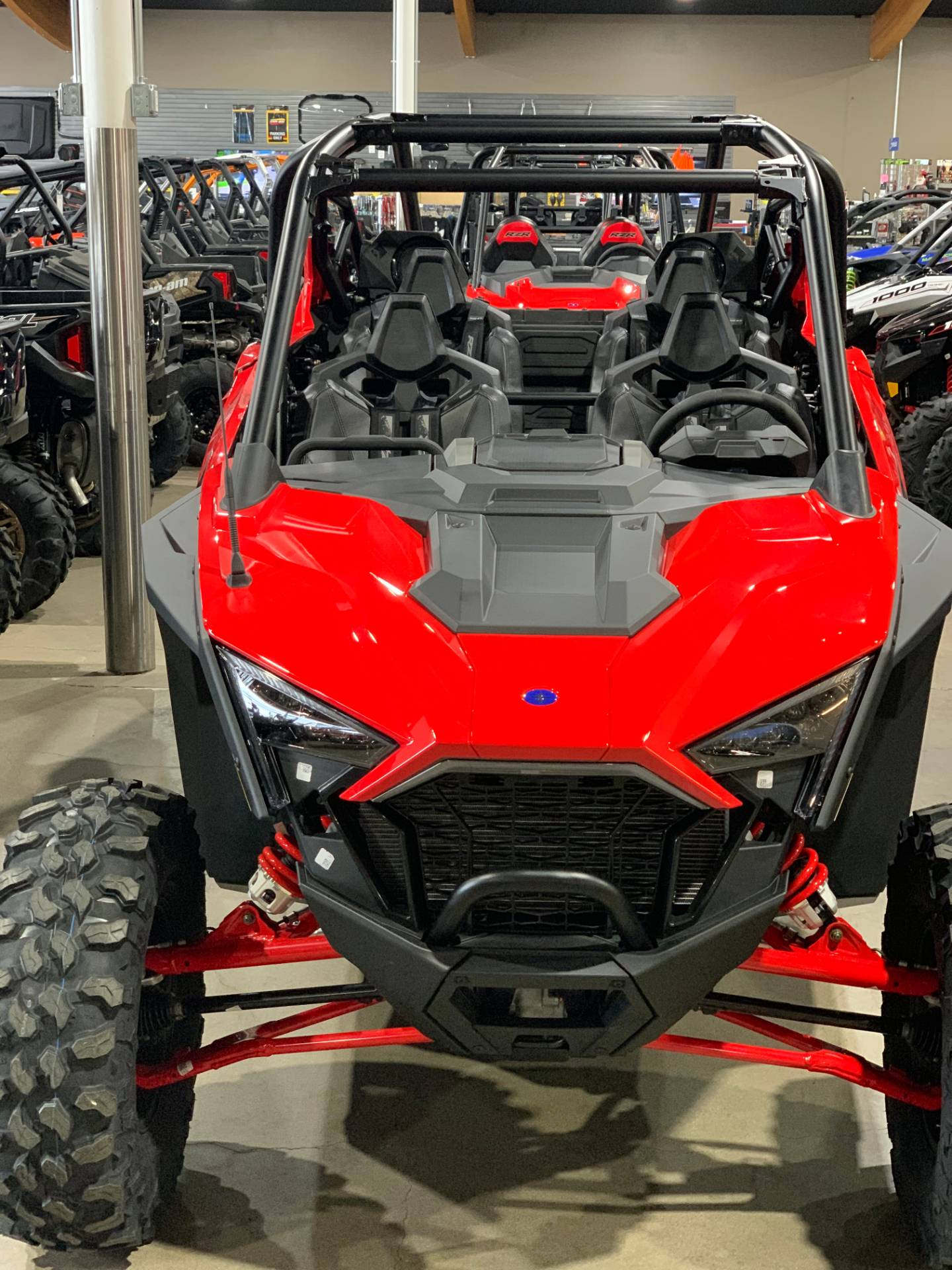 2020 Polaris RZR Pro XP 4 Ultimate in Albany, Oregon - Photo 2