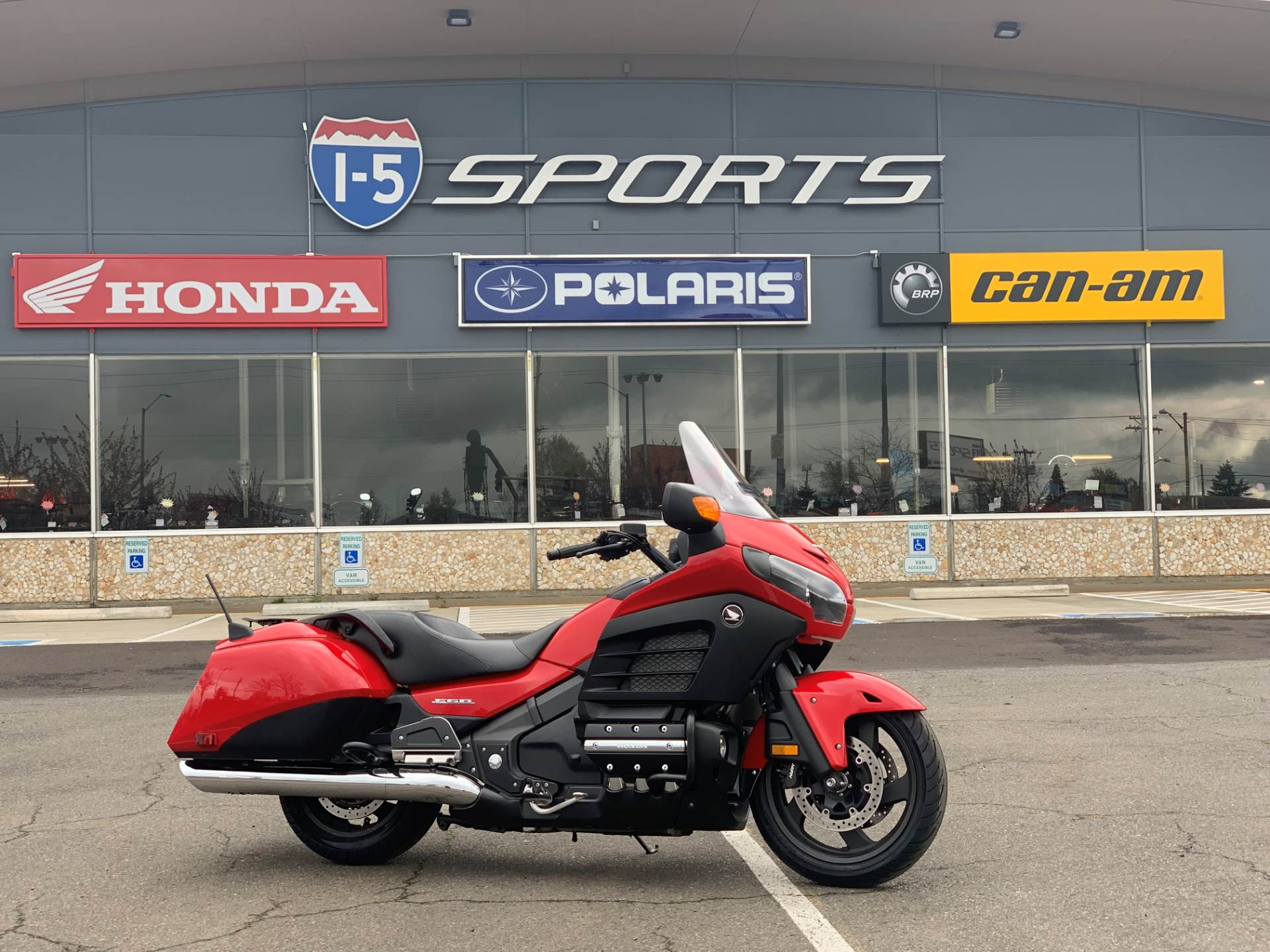 2013 Honda Gold Wing® F6B in Albany, Oregon - Photo 1