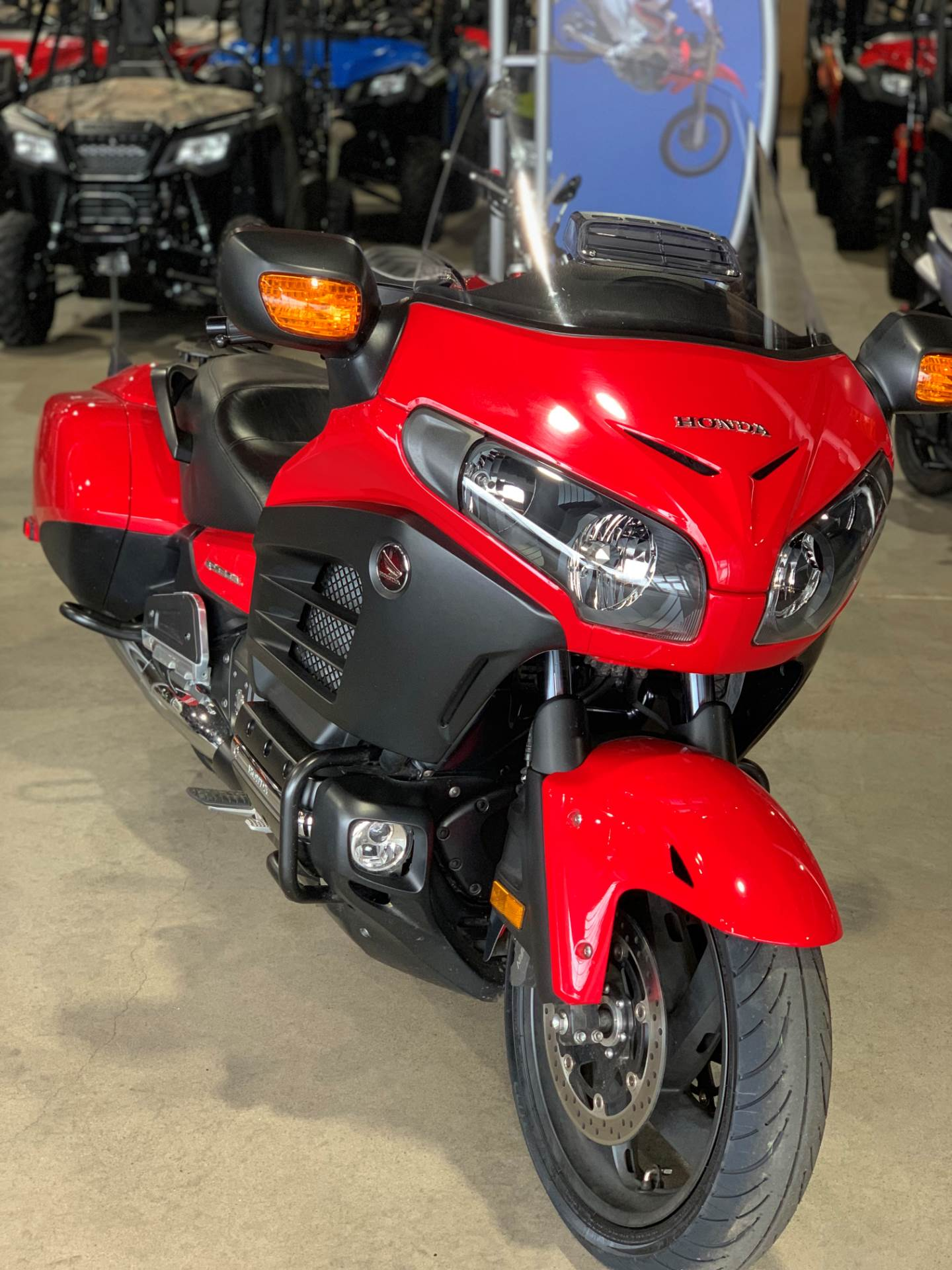 2013 Honda Gold Wing® F6B in Albany, Oregon - Photo 3