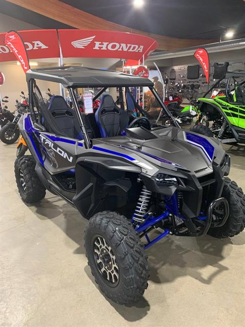 2019 Honda Talon 1000X in Albany, Oregon - Photo 1