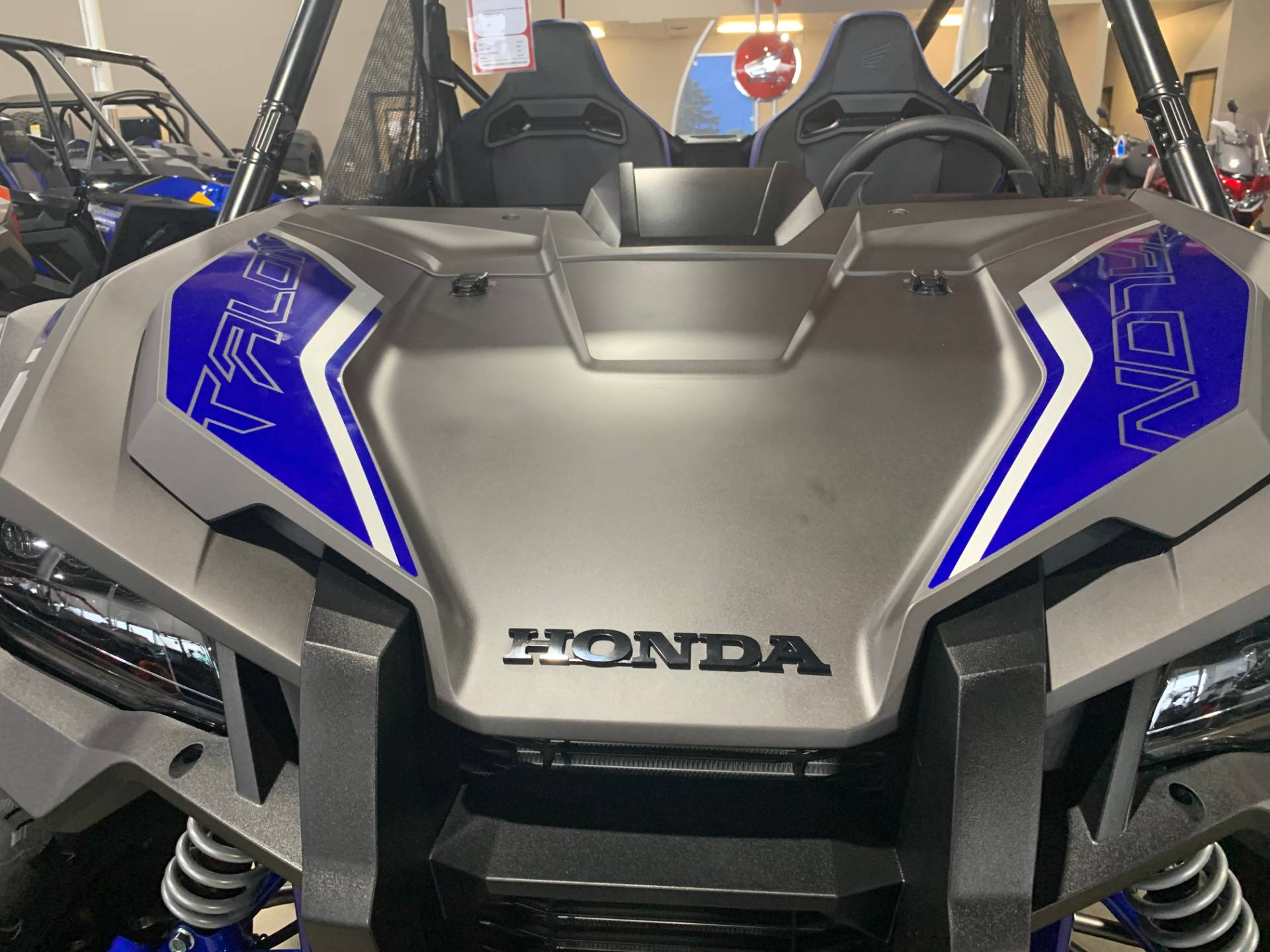 2019 Honda Talon 1000X in Albany, Oregon - Photo 3