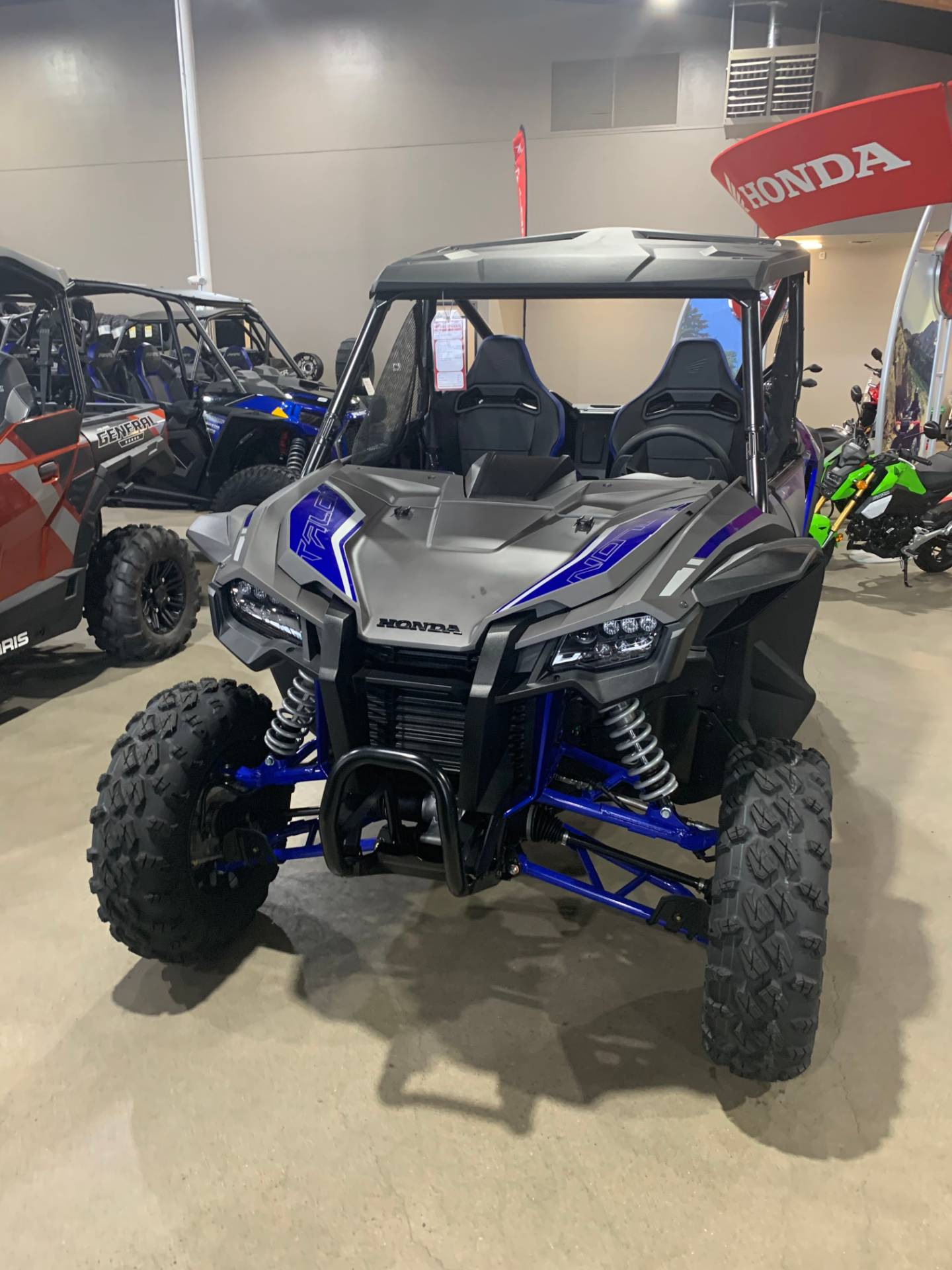 2019 Honda Talon 1000X in Albany, Oregon - Photo 2
