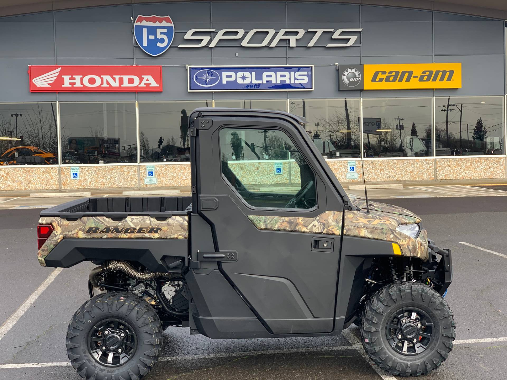 2020 Polaris Ranger XP 1000 Northstar Edition in Albany, Oregon - Photo 1