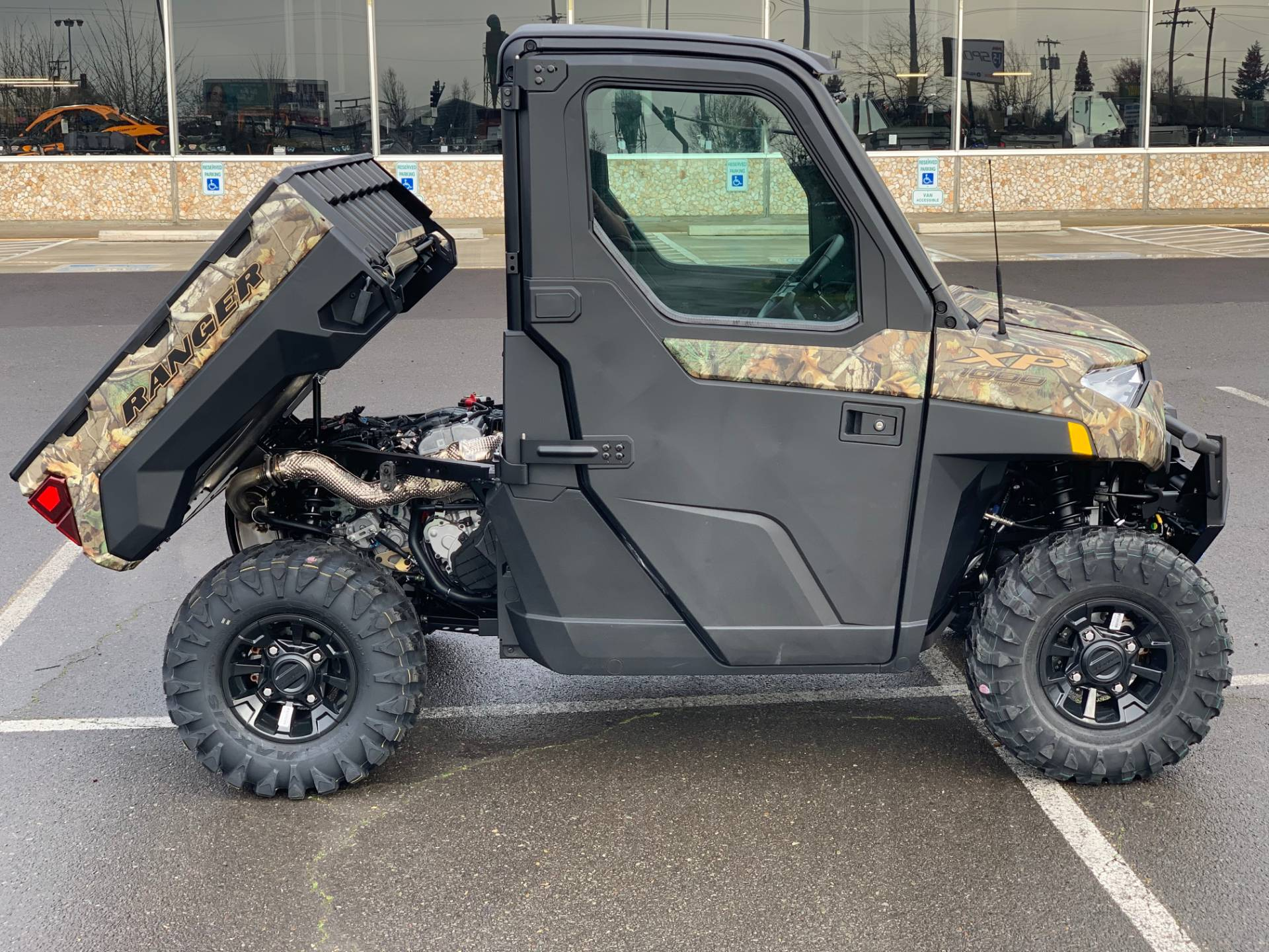 2020 Polaris Ranger XP 1000 Northstar Edition in Albany, Oregon - Photo 4