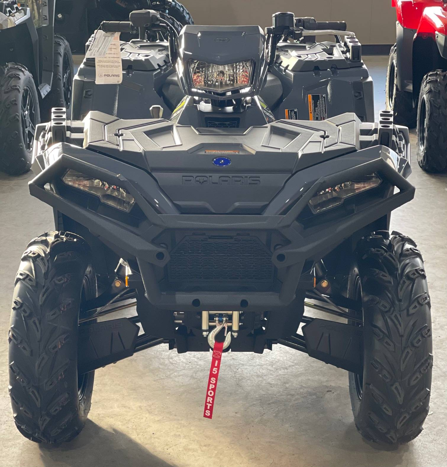 2021 Polaris Sportsman XP 1000 Trail Package in Albany, Oregon - Photo 3