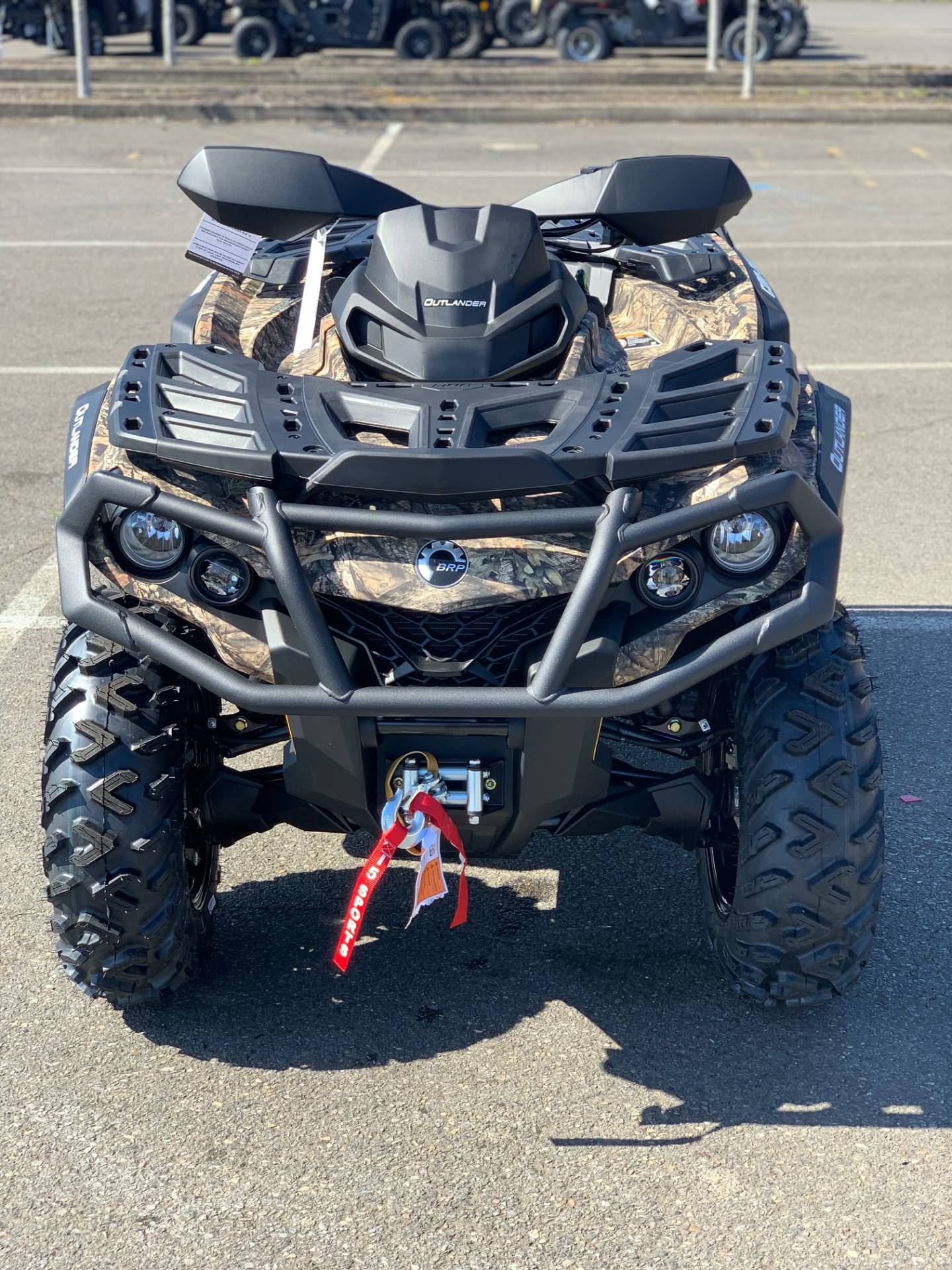 2020 Can-Am Outlander XT 650 in Albany, Oregon - Photo 2