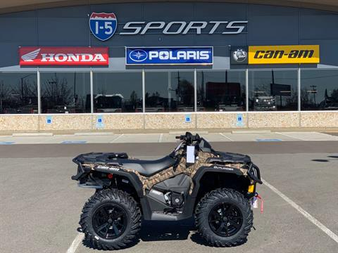 2020 Can-Am Outlander XT 650 in Albany, Oregon - Photo 1