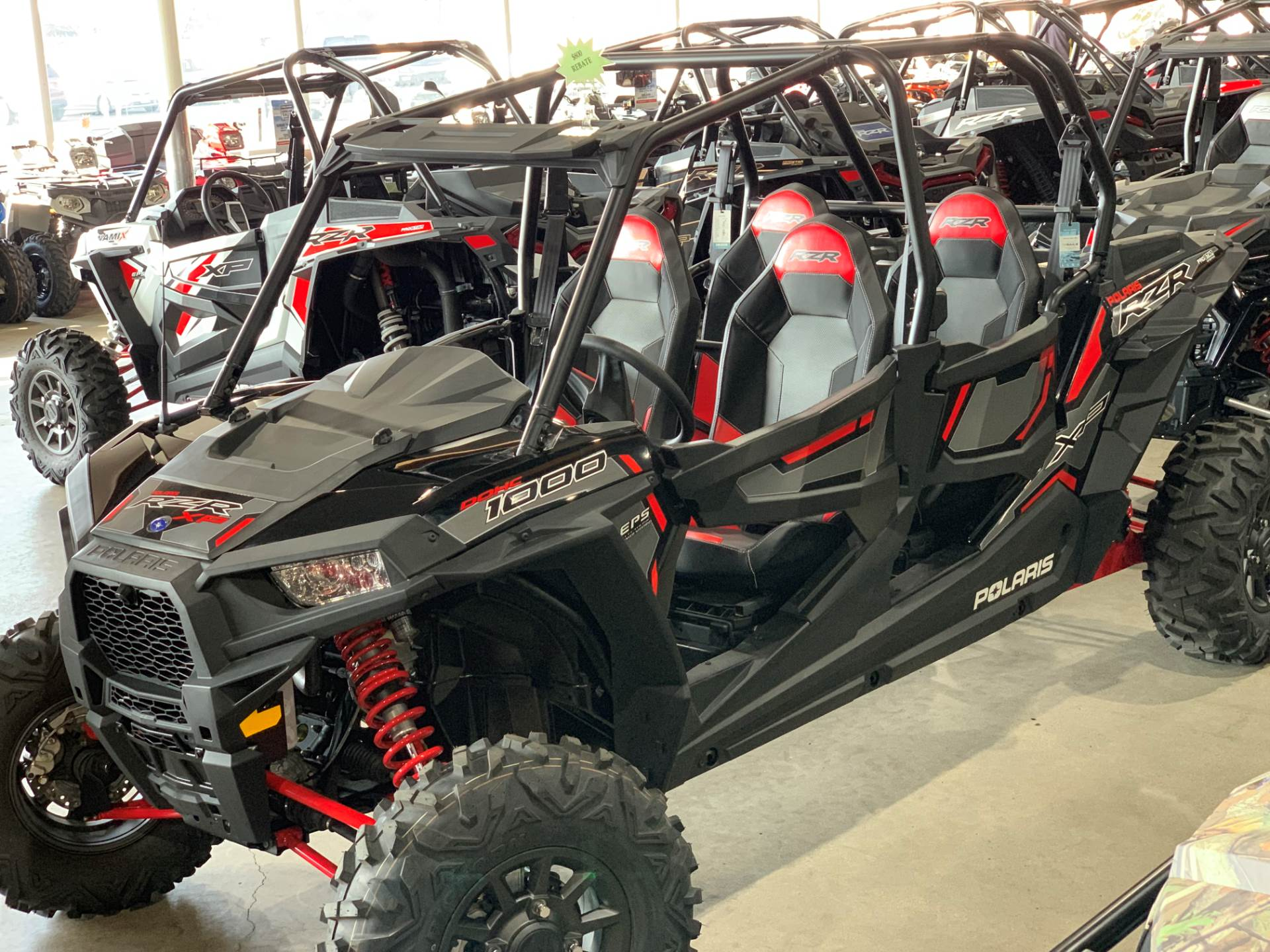 2018 Polaris RZR XP 4 1000 EPS Ride Command Edition in Albany, Oregon - Photo 2