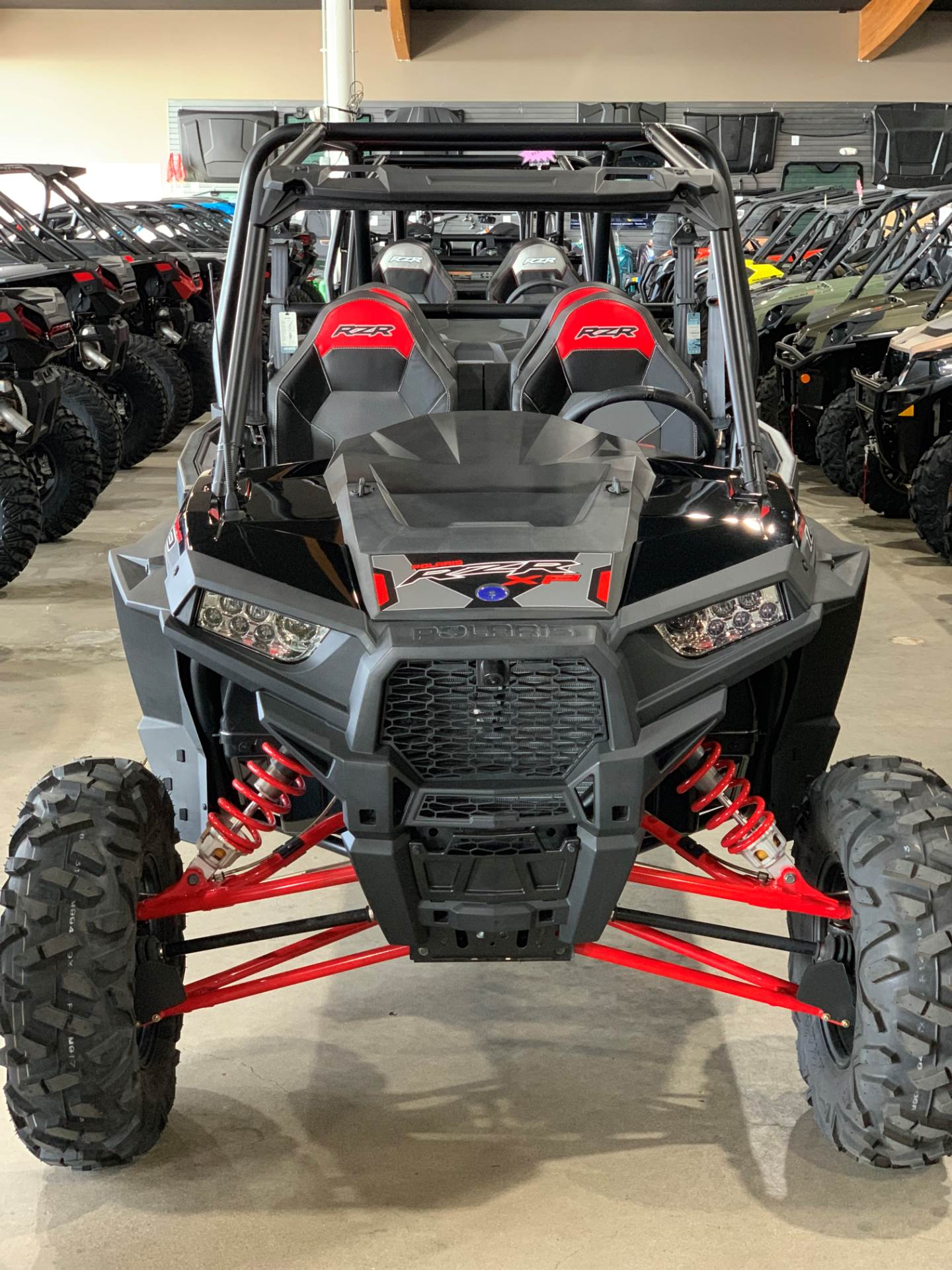 2018 Polaris RZR XP 4 1000 EPS Ride Command Edition in Albany, Oregon - Photo 3