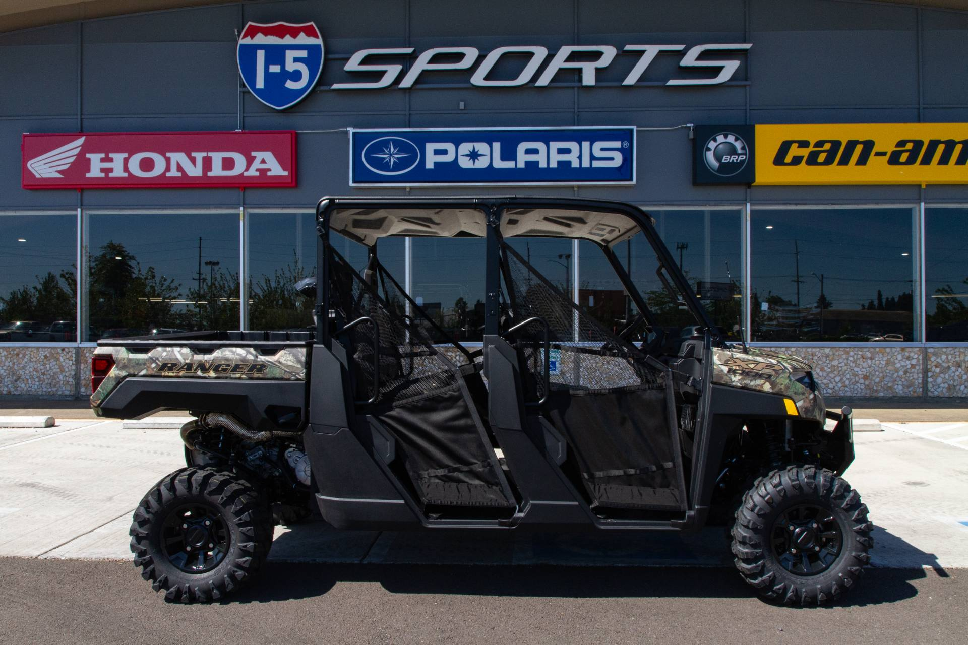 2020 Polaris Ranger Crew XP 1000 Premium Back Country Package in Albany, Oregon - Photo 1