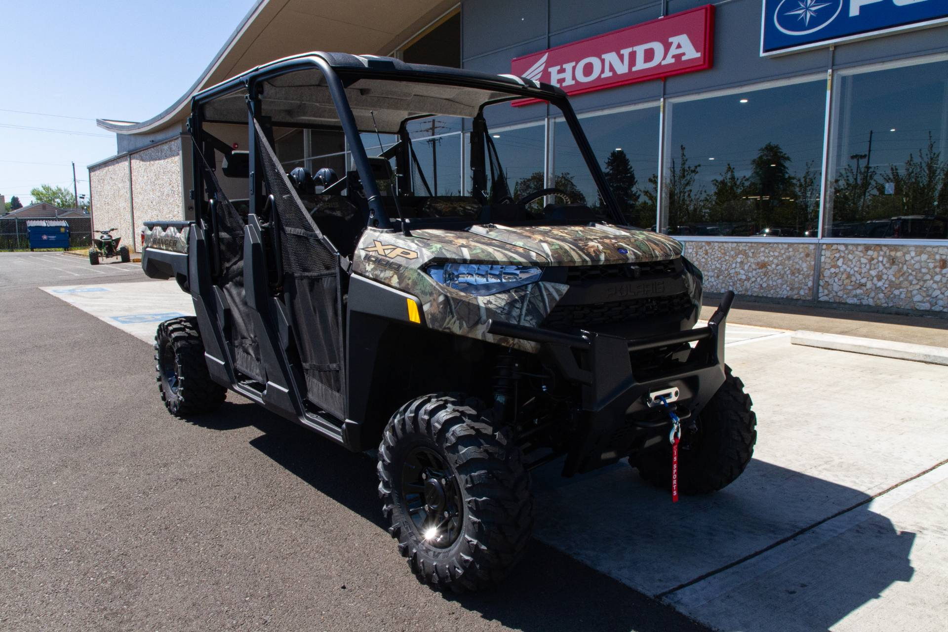 2020 Polaris Ranger Crew XP 1000 Premium Back Country Package in Albany, Oregon - Photo 2