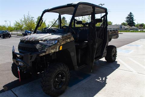 2020 Polaris Ranger Crew XP 1000 Premium Back Country Package in Albany, Oregon - Photo 4
