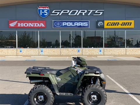 2020 Polaris Sportsman 570 EPS in Albany, Oregon - Photo 1