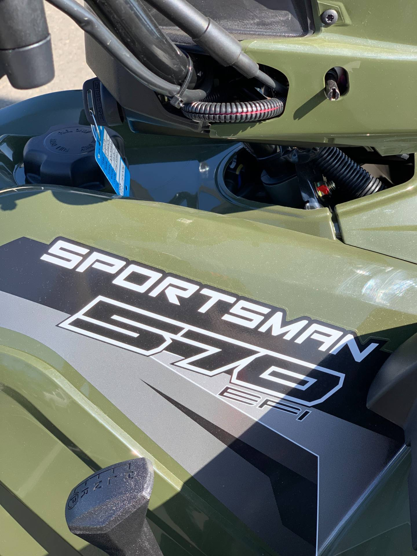 2020 Polaris Sportsman 570 EPS in Albany, Oregon - Photo 3