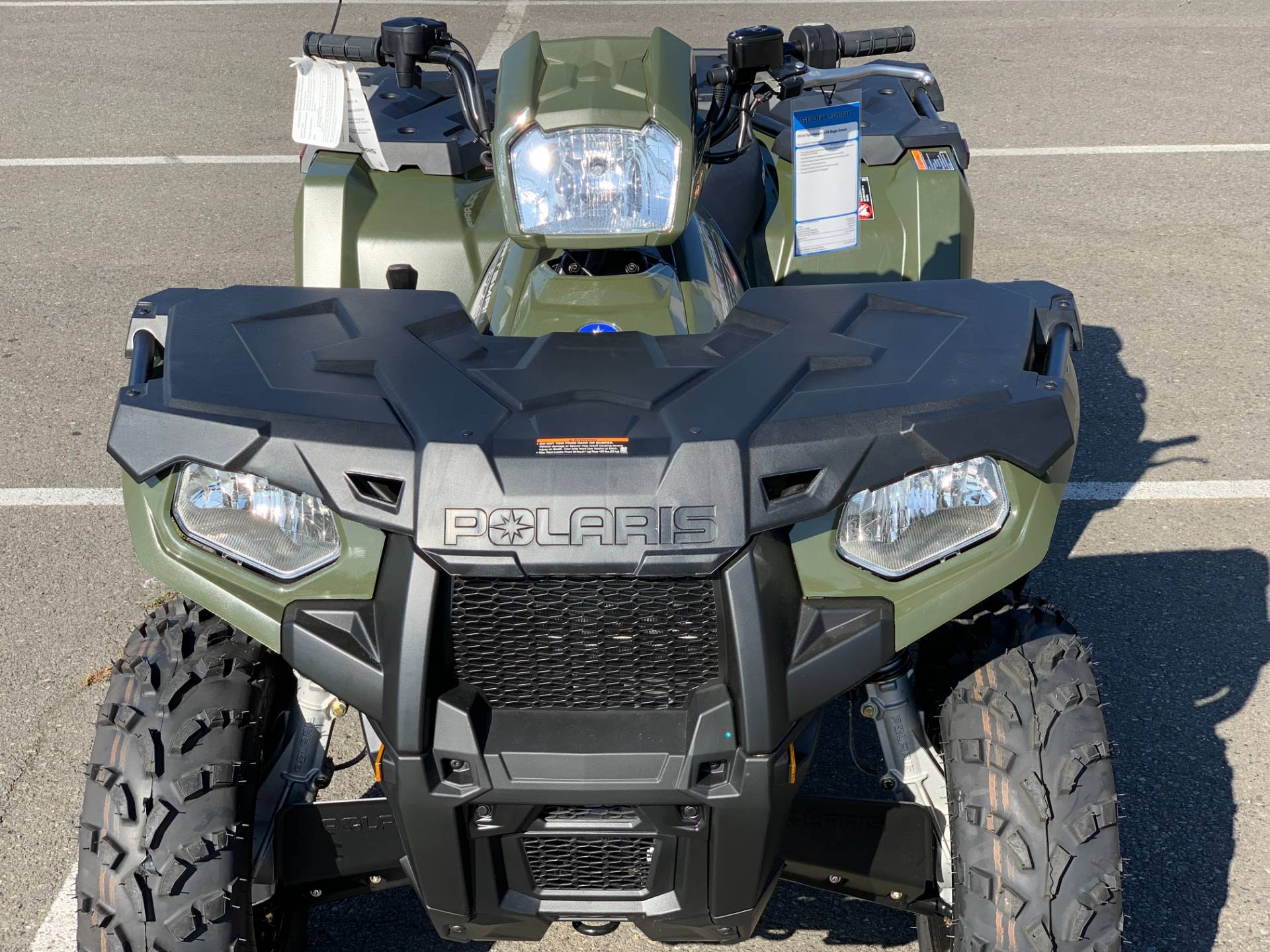 2020 Polaris Sportsman 570 EPS in Albany, Oregon - Photo 4