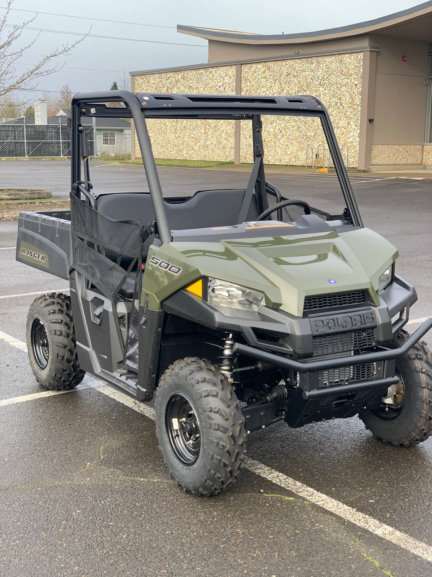 2020 Polaris Ranger 500 in Albany, Oregon - Photo 2