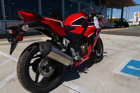 2018 Honda CBR300R in Albany, Oregon - Photo 5