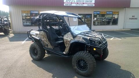 2016 Can-Am Commander Mossy Oak Hunting Edition 1000 in Albany, Oregon