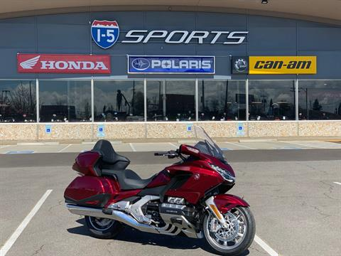 2018 Honda Gold Wing Tour in Albany, Oregon - Photo 1