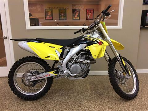 2015 Suzuki RM-Z450 in Phoenix, Arizona