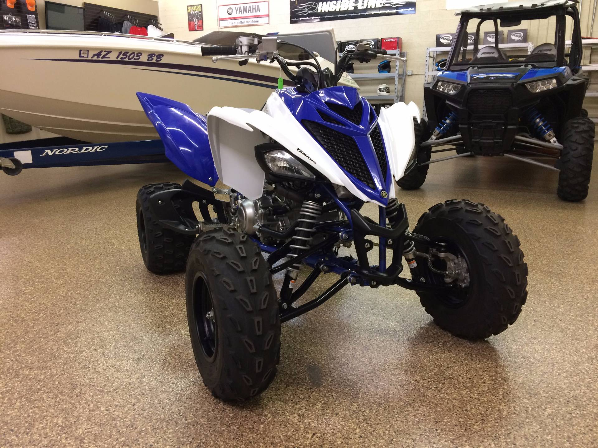 2016 Yamaha Raptor 700 in Phoenix, Arizona