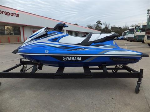 2017 Yamaha GP 1800 in Humble, Texas