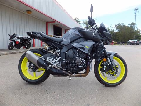 2017 Yamaha FZ-10 in Humble, Texas