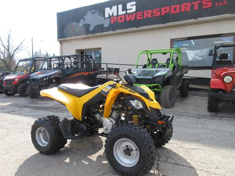 2018 Can-Am DS 250 in Georgetown, Kentucky