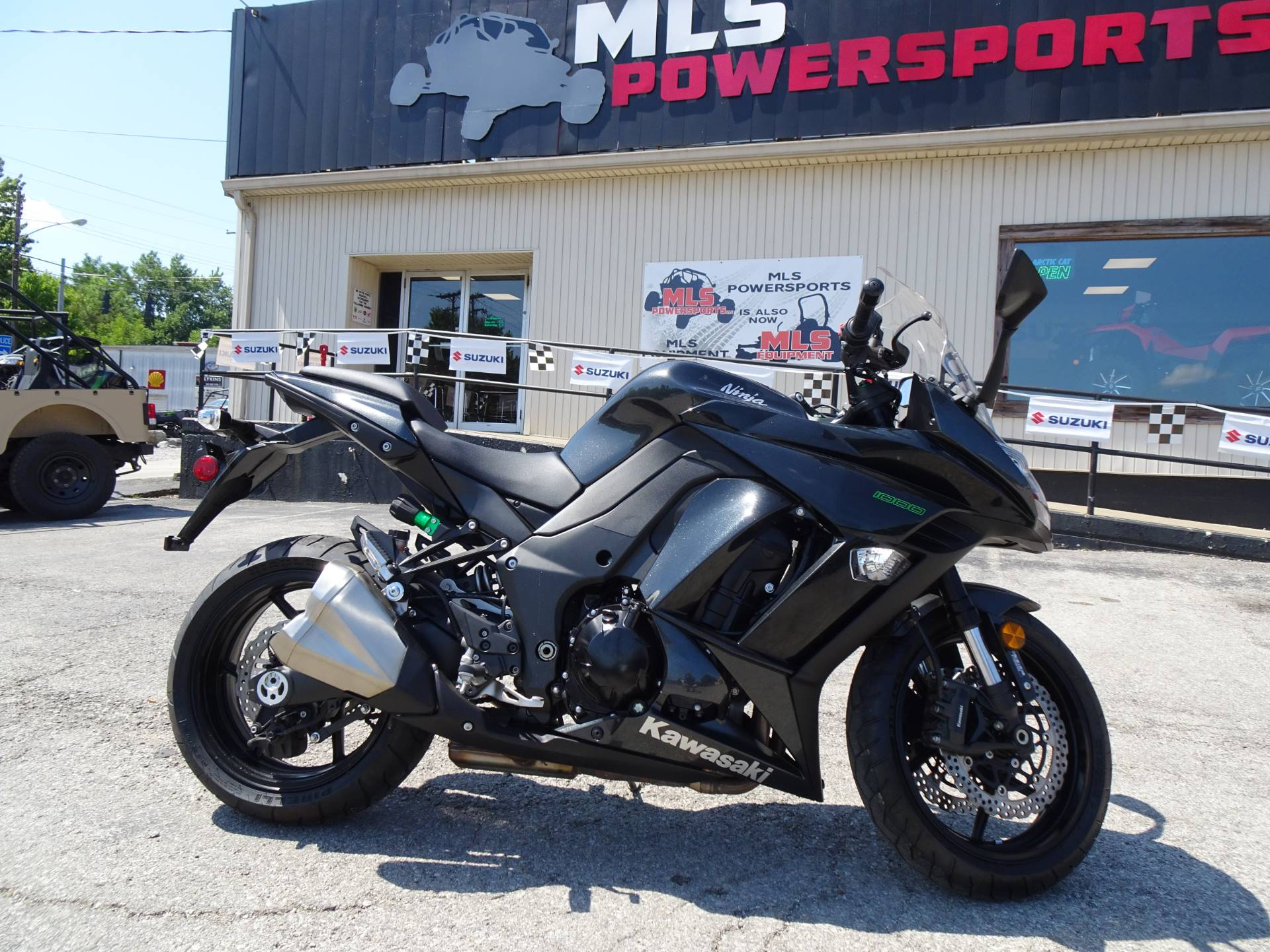 2016 Kawasaki Ninja 1000 ABS in Georgetown, Kentucky - Photo 1