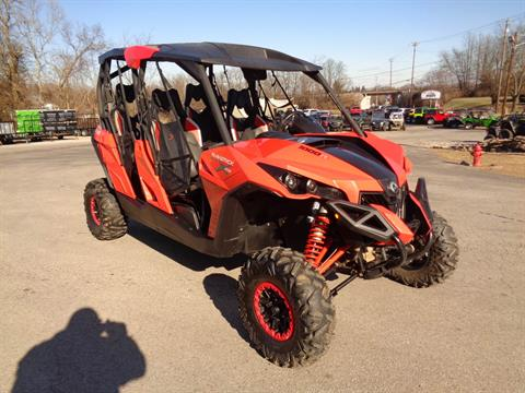 2015 Can-Am Maverick™ Max X® rs DPS™ 1000R in Georgetown, Kentucky