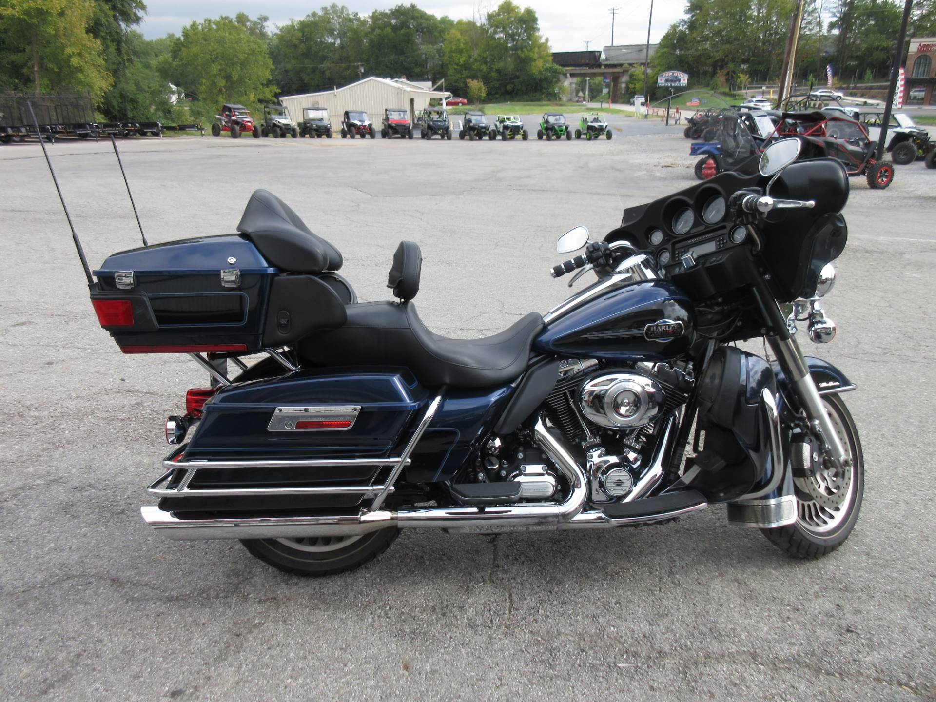 2012 Harley-Davidson Ultra Classic® Electra Glide® in Georgetown, Kentucky - Photo 4